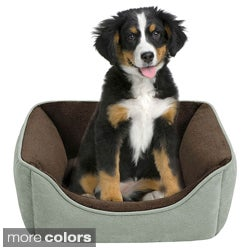 Serta Soft Pillowtop Pet Bed 14803257 Overstock Com