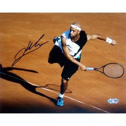 Steiner Sports James Blake Autographed Photo - Thumbnail 0