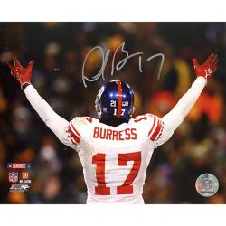 Steiner Sports Plaxico Burress Autographed Photo