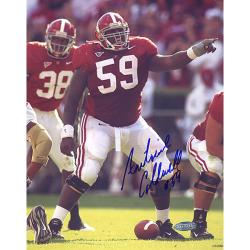 Steiner Sports Antoine Caldwell Autographed Photo - Thumbnail 0