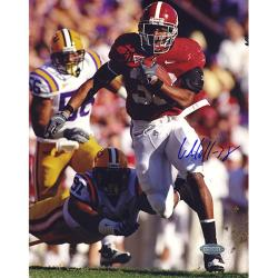 University of Alabama Glen Coffee Autographed Photo