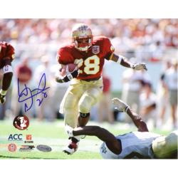 Steiner Sports Warrick Dunn Autographed Photo