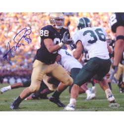 Notre Dame Anthony Fasano Autographed Photo - Thumbnail 0