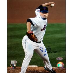 Steiner Sports New York Mets Pedro Feliciano Autographed Photo