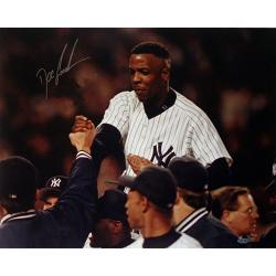 Steiner Sports Dwight Gooden Collectible Autographed Photo - Thumbnail 0