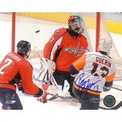 New York Islanders Bill Guerin Autographed Photo - Thumbnail 0