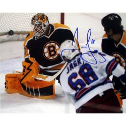 Steiner Sports Jaromir Jagr Official Autographed Photo - Thumbnail 0