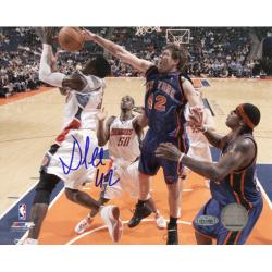 Steiner Sports David Lee Autographed Sports Photo