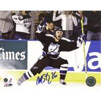 Steiner Sports Hand-Signed Martin St. Louis Autographed Photo