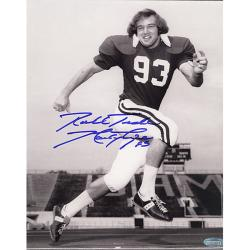 Alabama Crimson Tide Marty Lyons Autographed Photo
