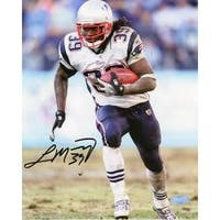 Steiner Sports Laurence Maroney Autographed Photo