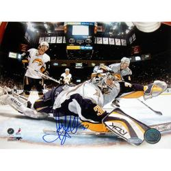 Steiner Sports Buffalo Sabres Ryan Miller Autographed Photo - Thumbnail 0