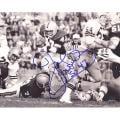 Syracuse University Joe Morris B/W Autographed Photo