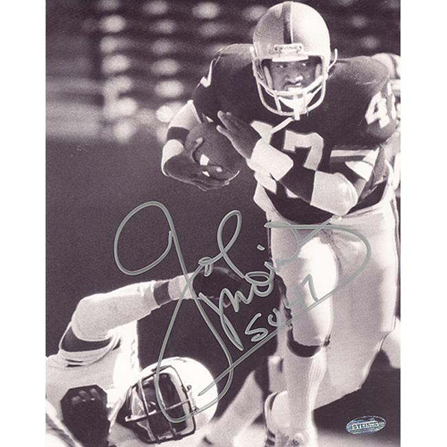 Syracuse University Joe Morris Autographed Photo