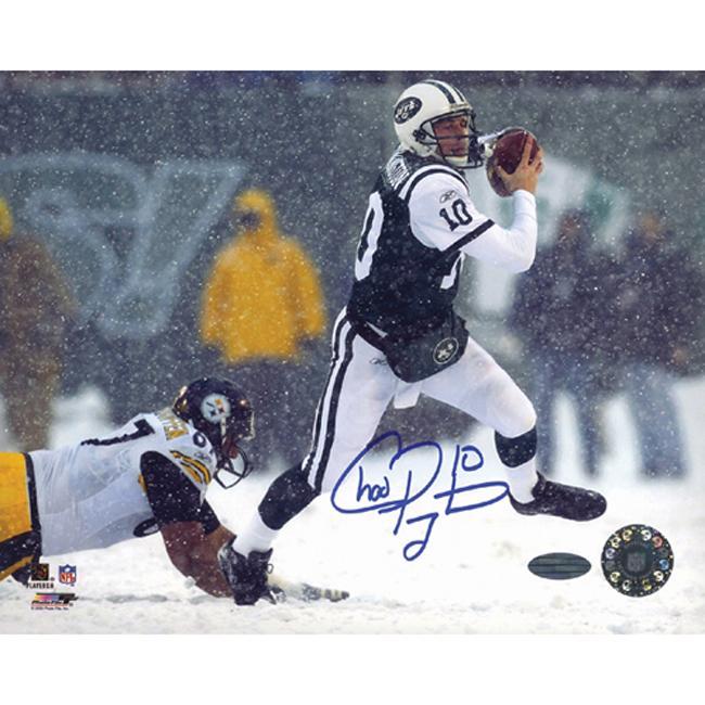 Steiner Sports New York Jets Chad Pennington Autographed Photo