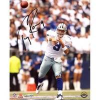 Dallas Cowboys Tony Romo Autographed Photo