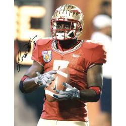 Florida State Leon Washington Autographed Photo