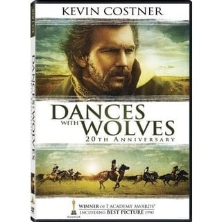 Dances with Wolves - 20th Anniversary (DVD)