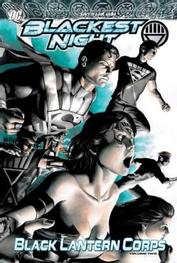 Blackest Night - Black Lantern Corps 2 (Paperback)