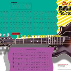 Mel Bay Mandolin Wall Chart