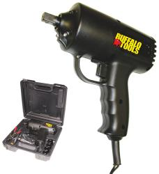 Buffalo Tools 1/2-inch 12 volt DC Impact Wrench - Thumbnail 2