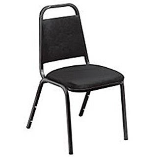 NPS Standard Vinyl-upholstered Stack Chair (Pack of 4) (2 options available)