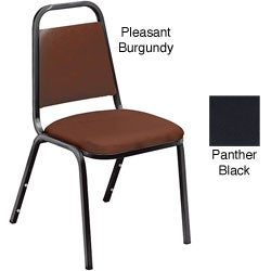 NPS Standard Vinyl-upholstered Stack Chair (Pack of 4)