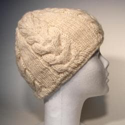 Hand-woven Cotton and Wool Beanie (Nepal)