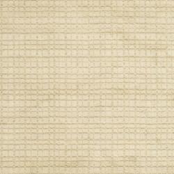 Safavieh Handmade Himalaya Beige Grid Wool Area Rug (6' x 9')