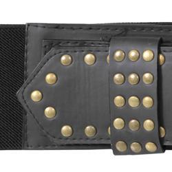 Hailey Jeans Co. Junior's Wide Elastic Fashion Belt