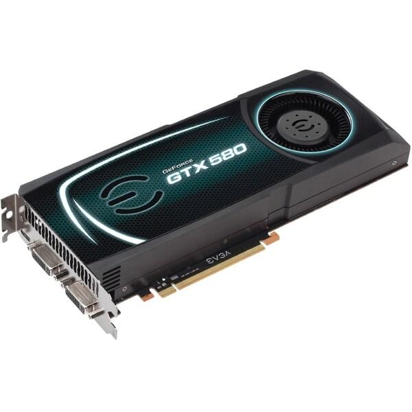 EVGA 015-P3-1582-TR GeForce 580 Graphic Card - 797 MHz Core - 1.50 GB