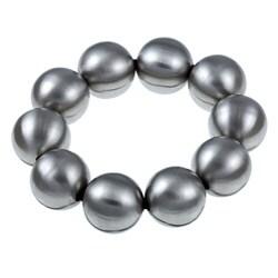 Kabella Gerald David Bauman Stainless Steel Ball Bracelet