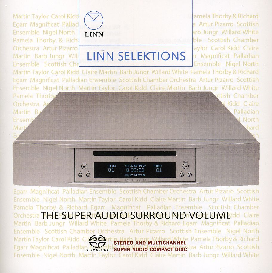 Various - Selektions: Linn Surround Sound Sampler