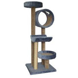 Molly and Friends 5.5-foot Tom's Tower Cat Tree