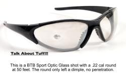 Be the Ball Sandstorm Series BTB 2100 Sport Sunglasses - Thumbnail 1