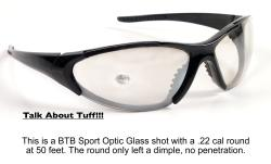 Be the Ball Sandstorm Series BTB-2410 Sport Sunglasses