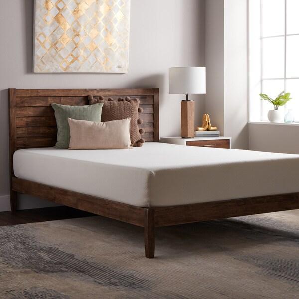 Select Luxury Medium Firm 11-inch King-size Memory Foam Mattress
