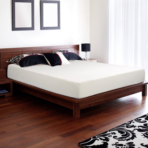 Select Luxury Medium Firm 11-inch Full-size Memory Foam Mattress