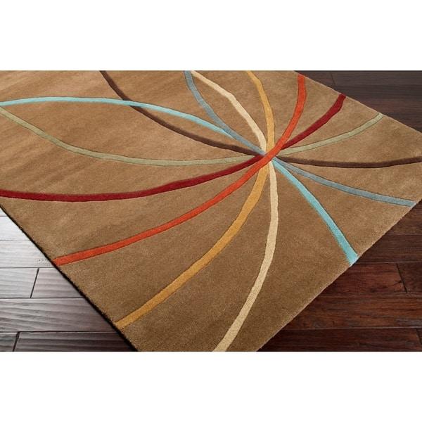 Chamba Handmade Transitional Wool Area Rug On Sale Overstock 6561933