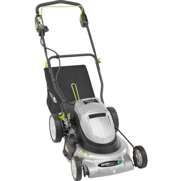 Shop Earthwise New Generation 20 Inch Cordless Lawn Mower