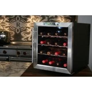vinotemp vt sowine sowine home 2 bottle wine bar free shipping rh overstock com