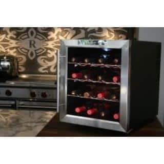 Vinotemp VT-16TEDS 16-bottle Thermoelectric Wine Cooler|https://ak1.ostkcdn.com/images/products/5510151/P13291714.jpg?impolicy=medium