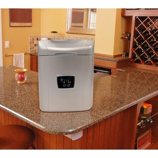 Portable VT-ICEMP25 Ice Maker