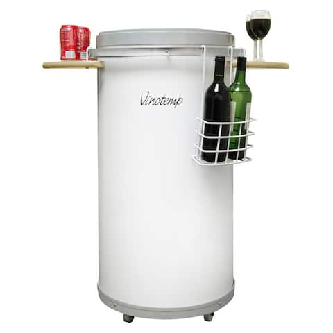 Element by Vinotemp Rolling Party Cooler