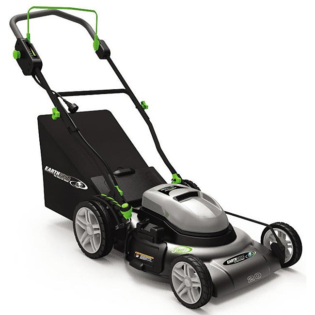Shop Earthwise New Generation 20 Inch Electric Lawn Mower
