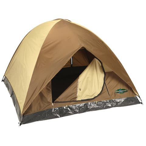 Stansport Navy/ Grey Trophy Hunter Tent