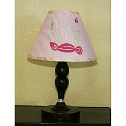 Pink Dragonfly Lamp Shade