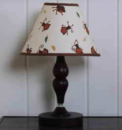 Amazon Jungle Animals Lamp Shade
