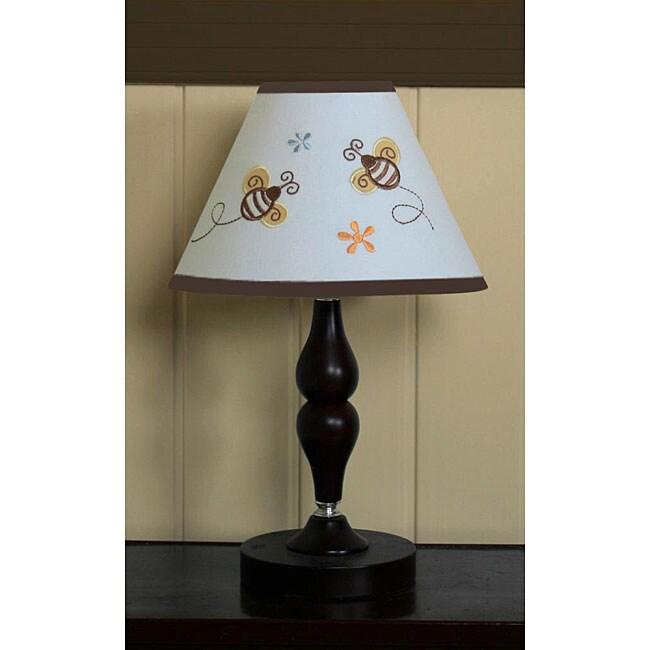 Bumble Bee Lamp Shade - Multi