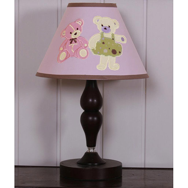 Pink Teddy Bear Lamp Shade - Free Shipping On Orders Over $45 ...